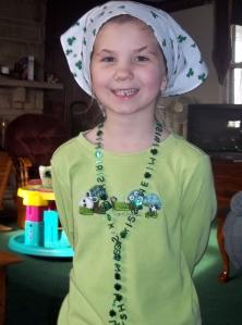 Isabelle is Irish
