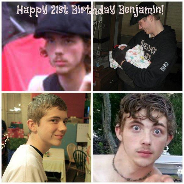benjamins-21st-birthday